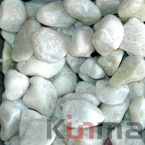 White Pebble Stones