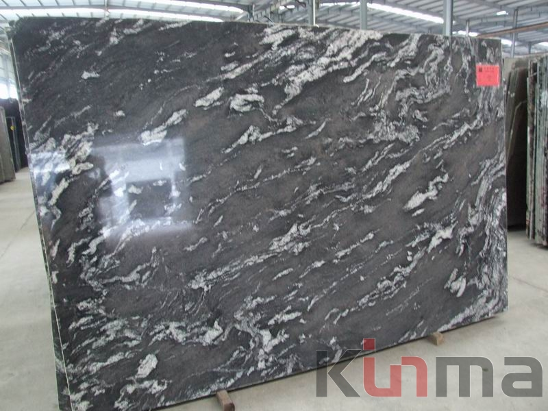 Imported granite slabs Night blue