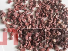 YHS021 Red freestone pebbles