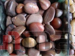 CTPB013 2-3cm Red pebbles garden stone