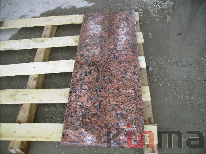 G562 Mushroom Stone for wall cladding