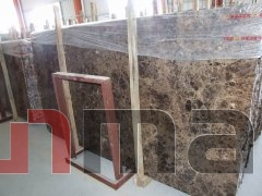 Dark emperador Spain slabs