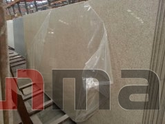 Artificial light brown quartz KM371
