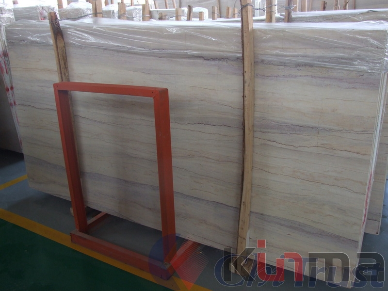 Import marble Multicolor wooden slabs