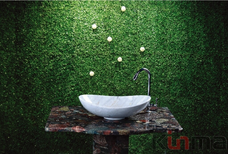 stone resin bathroom hand basins lavabo salle de bain
