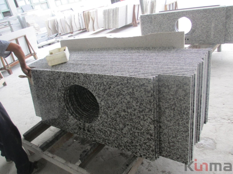 Chinese Cream White Granite G439