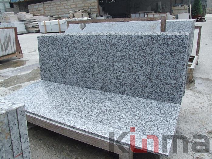 Cheap granite slabs China G439 gray granite