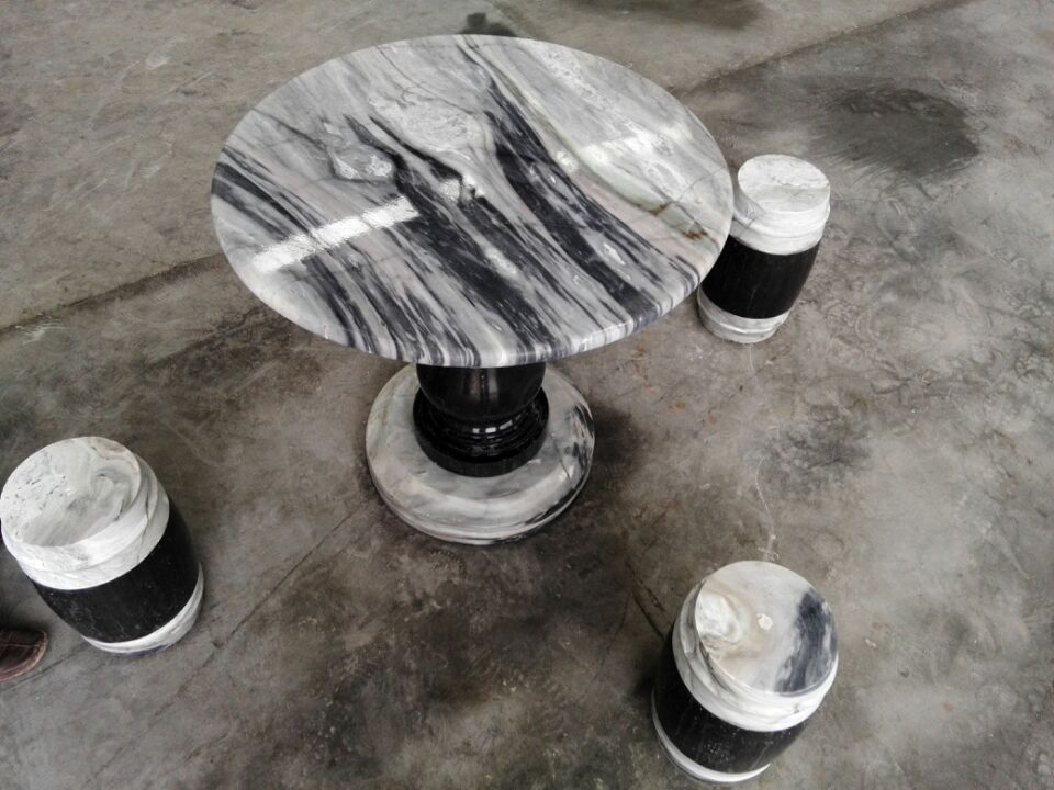 <strong>Dia 80cm Round Natural Marble Table tops</strong>