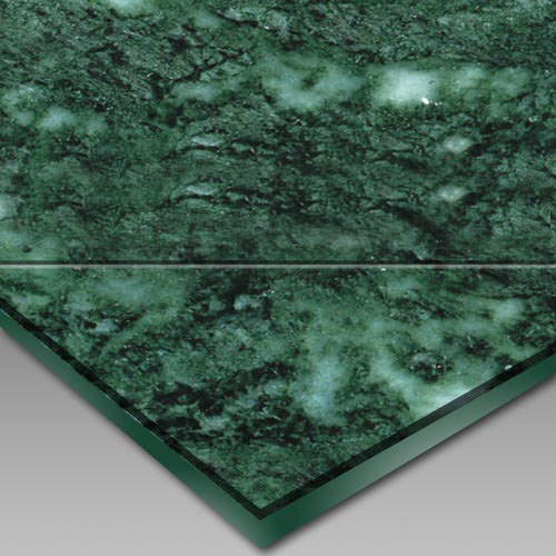 Verde Alpi Glass Laminated Panel