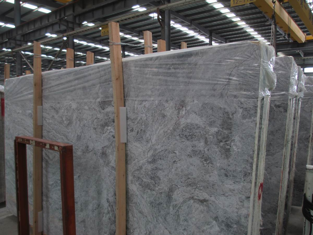 China grey marble slabs