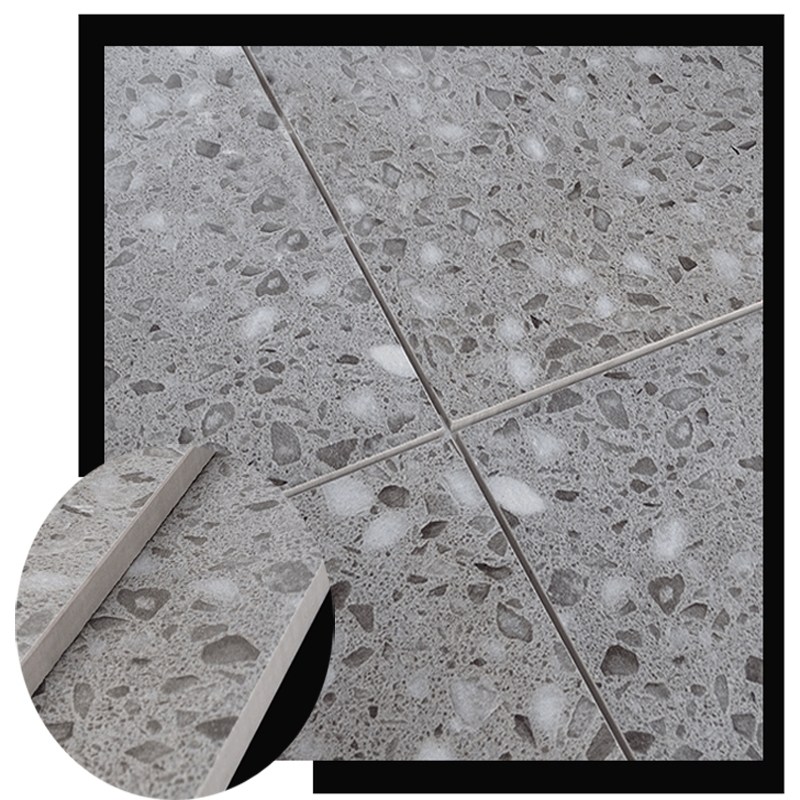 Terrazzo Engineered Stone Tiles & Slabs