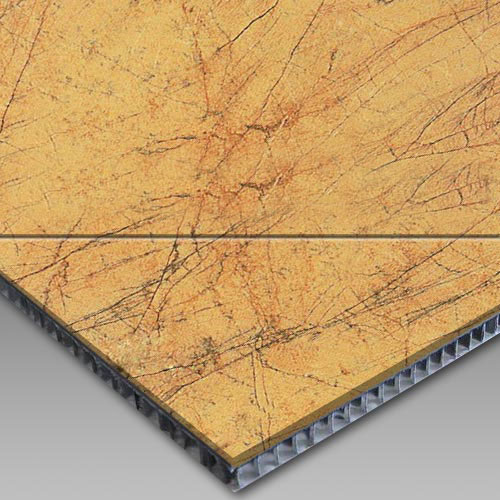 Amarillo Sierra Aluminum Honeycomb Laminated Panel