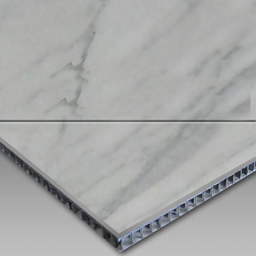 Carrara Aluminum Honeycomb Laminated Panel