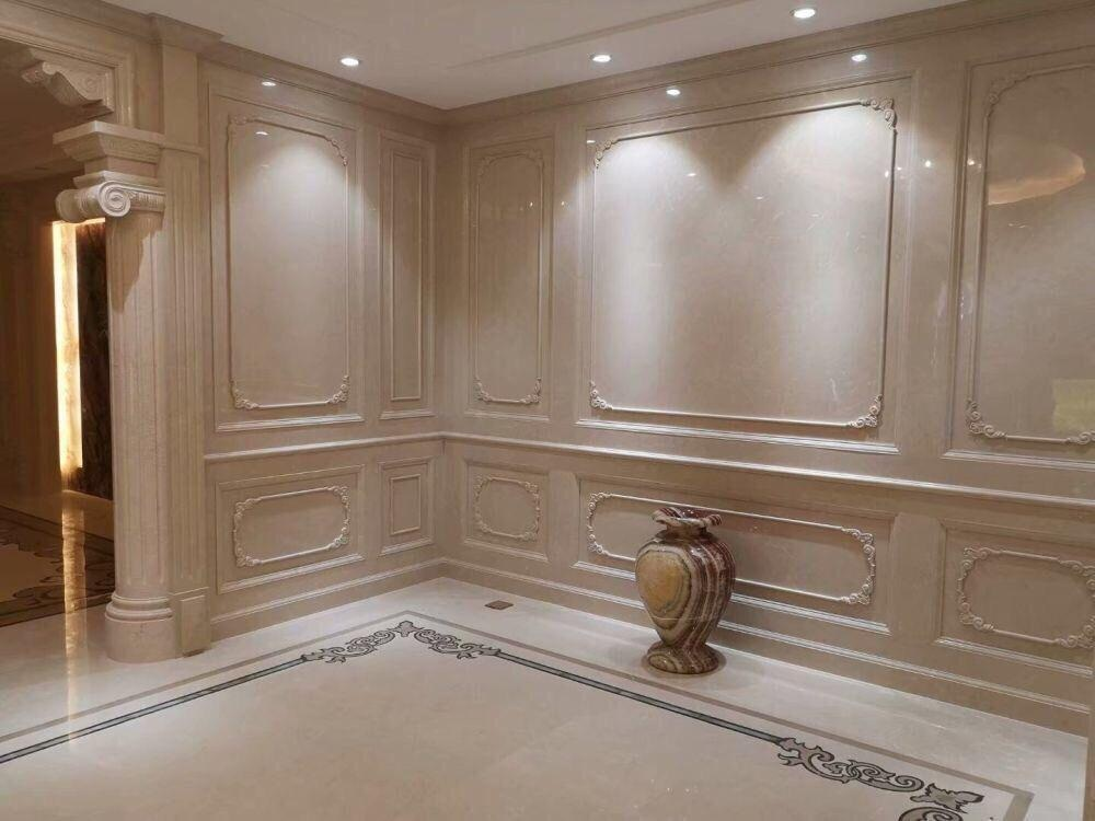 Beige marble project