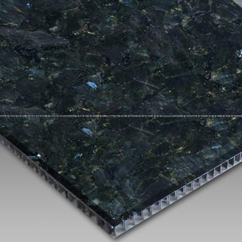 Emerald Pearl-Aluminum Honeycomb Laminated Panel