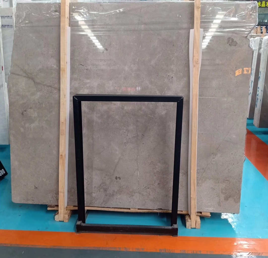 New Cloudy gray marble-6