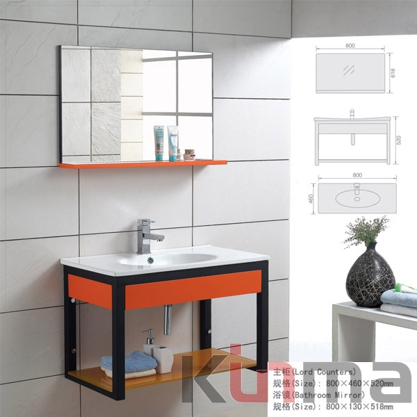 Bathroom unit